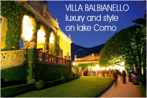 Balbianello Villa: luxury and style on lake Como